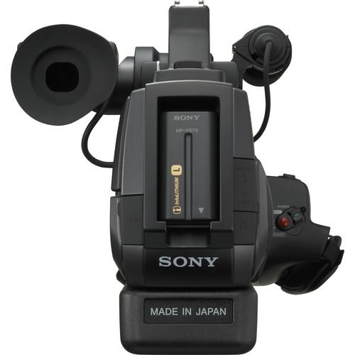 Sony HVR-HD1000U: Twenty Pics at DVinfo.net