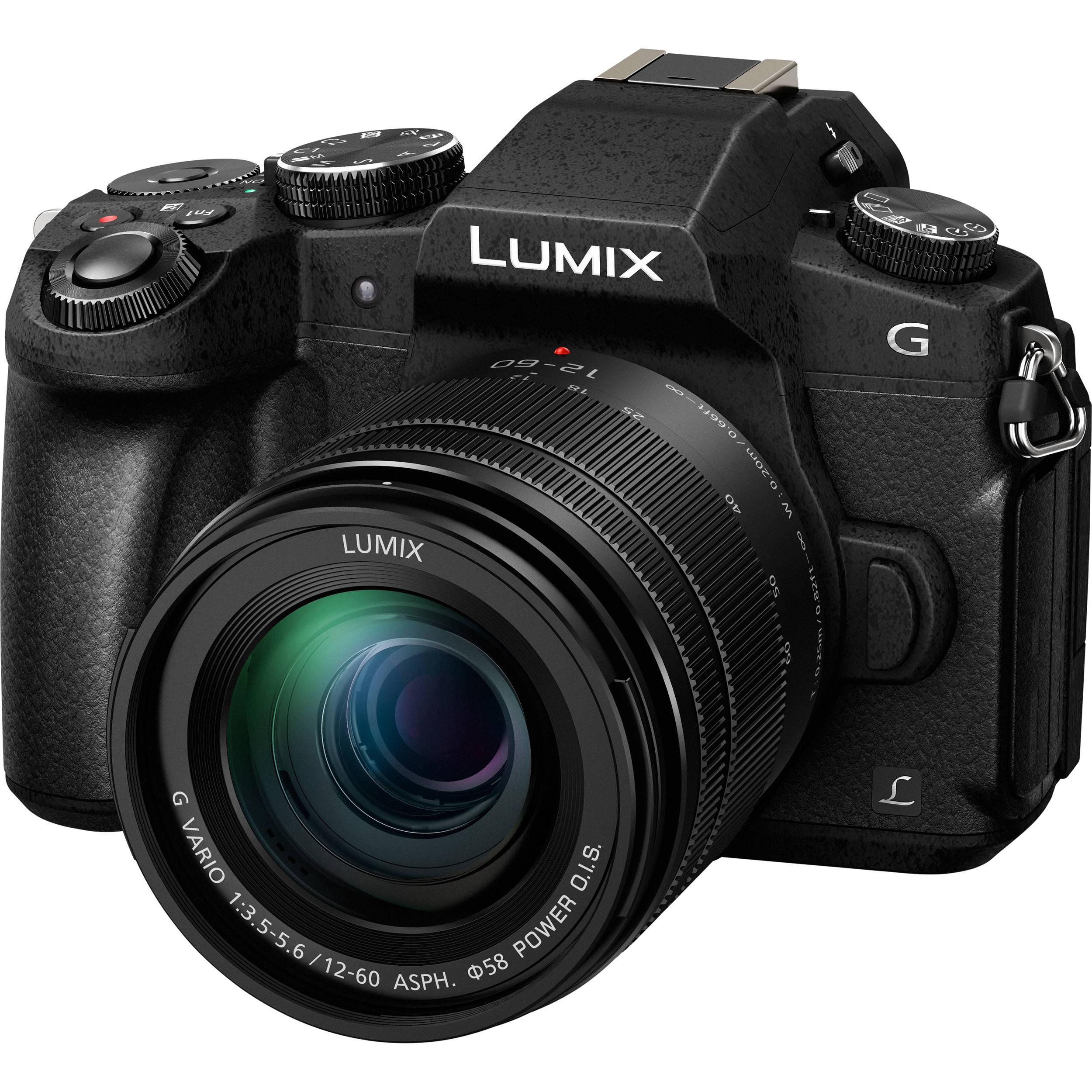 Panasonic Lumix DMC-G85 Mirrorless Micro Four Thirds Digital ...