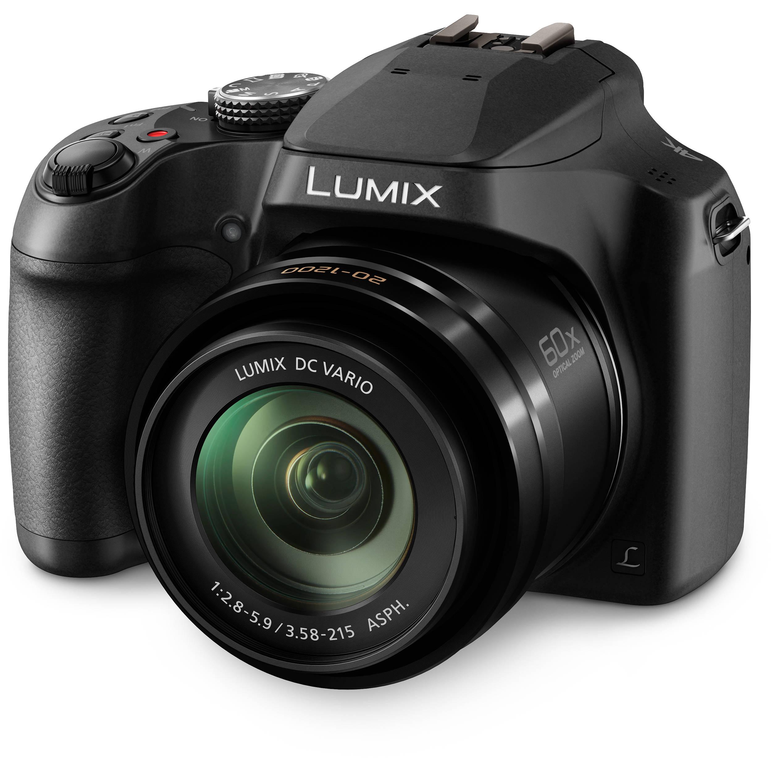 Panasonic Lumix DC-FZ80 - Cameras, DSLR Cameras, Panasonic - Buy ...