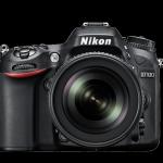Nikon D7100-front