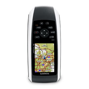 Garmin GPS MAP 78 on