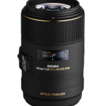 Sigma 105-2.8 EX DG OS HSM MACRO
