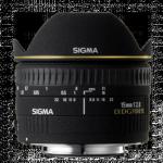 Sigma 15-2.8 EX DG DIAGONAL FISHEYE