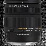 Sigma 17-70 2.8-4 DC OS HSM