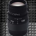 Sigma 70-300 4-5.6 DG MACRO