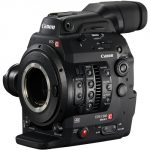 Canon  C300 Mark II 1