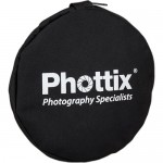 Phottix 5-in-1 Premium Reflector with Handles (47 inches)
