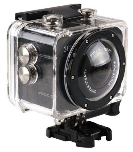 DC 029 360 Panaromic Action Camera