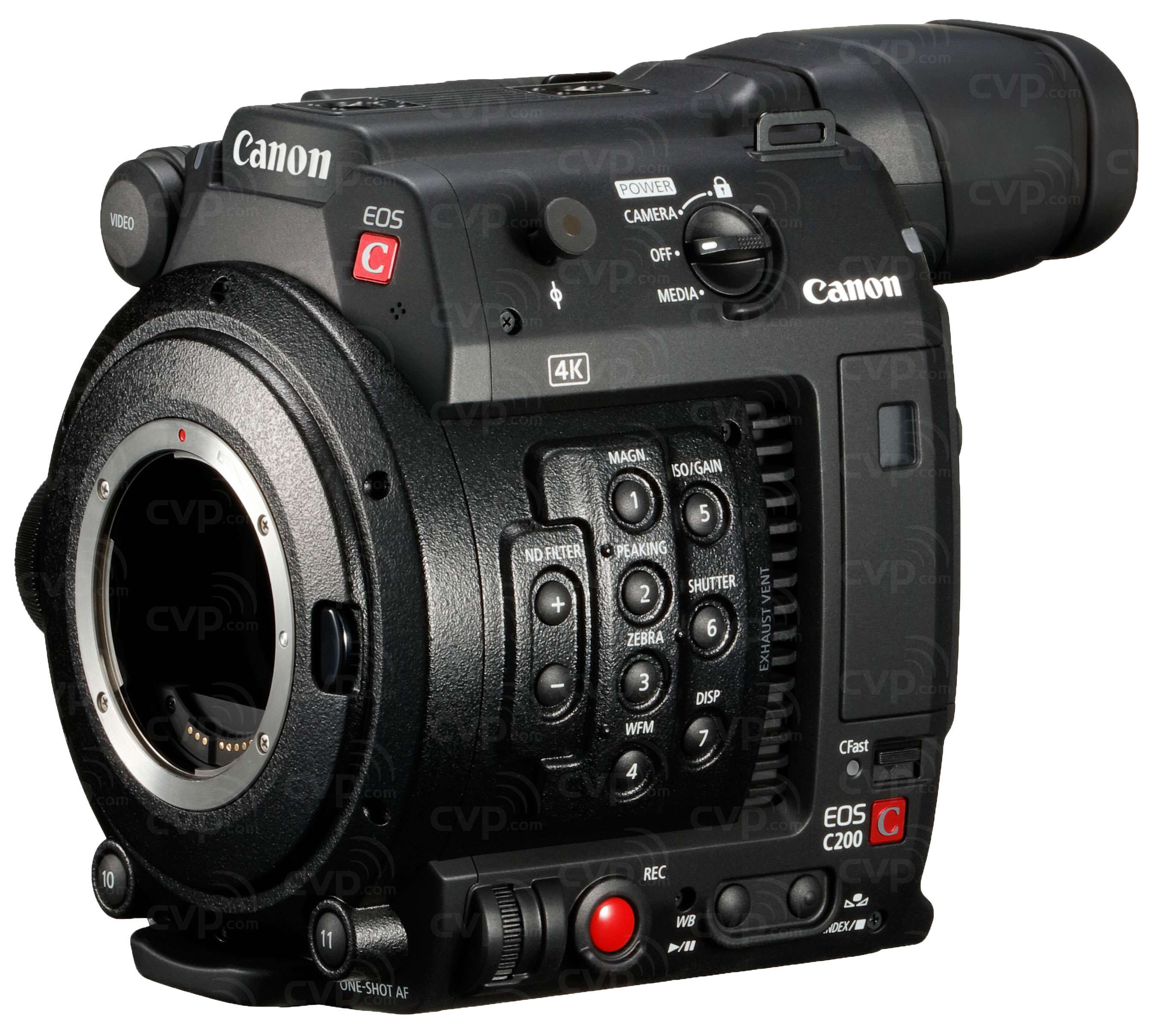 Canon C200 Body Only Canon Video Cameras Buy In Kenya