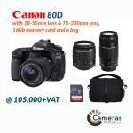 CANON 80D OFFER