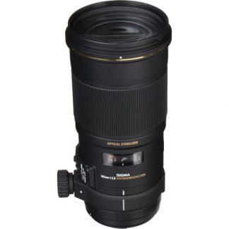 Sigma 180 f2.8 APO EX DG MACRO OS HSM CANON-camerasafrica